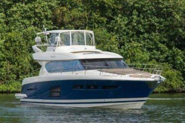 Стоимость яхты No Name - PRESTIGE 2013