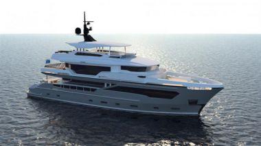 Kando 110 Hull #3 - Ava Yachts