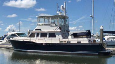 Marie - ALDEN YACHTS 53 Flybridge Motoryacht