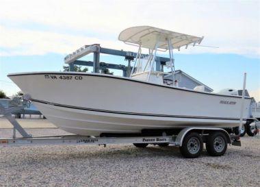 Продажа яхты Bark Ark - REGULATOR 21CC