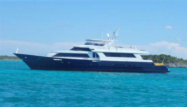 Купить яхту ISLAND TIME - BROWARD Cockpit Motoryacht в Atlantic Yacht and Ship