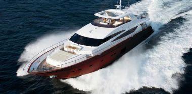 Лучшие предложения покупки яхты Princess 95 - PRINCESS YACHTS 2009