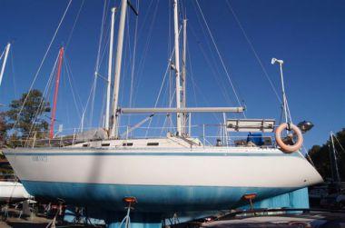 Стоимость яхты Ashanti - CANADIAN SAILCRAFT 1983