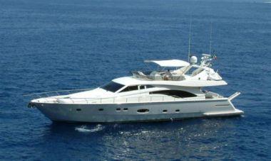 Стоимость яхты Springbok II - FERRETTI YACHTS