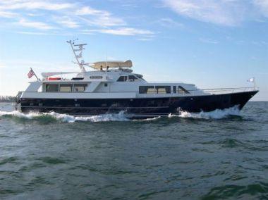 Стоимость яхты BLUE STAR - BURGER 1987