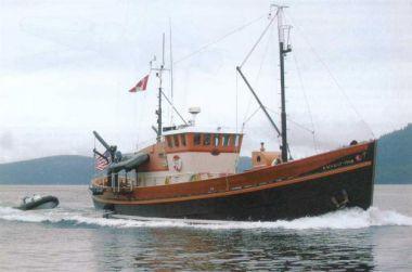Стоимость яхты RADIANT STAR - J&G FORBES BOAT YARD