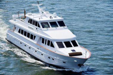 Sea Venture - HARGRAVE Enclosed Bridge Skylounge Motor Yacht yacht sale