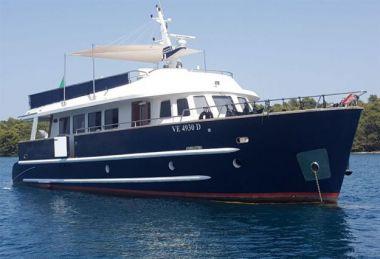 "Buy a SWeL - Navalmeccanica Veneta Srl  64' 4"" at Atlantic Yacht and Ship"
