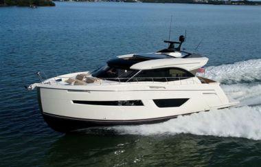 Купить яхту New Model - CARVER 52 Coupe в Atlantic Yacht and Ship