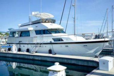 Продажа яхты Pau Hana - HATTERAS 54 Motor Yacht