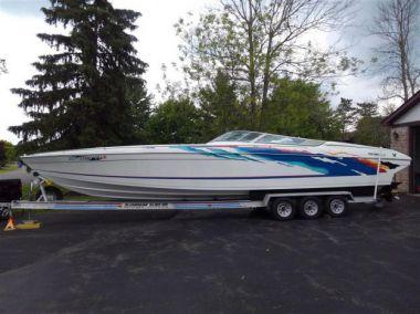 best yacht sales deals 382 SR-1 - FORMULA