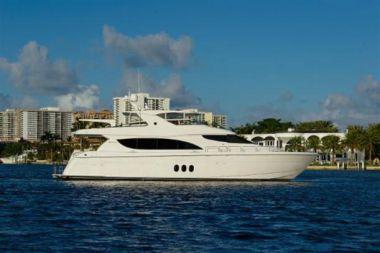 Продажа яхты 80ft 2013 Hatteras 80 Motor Yacht