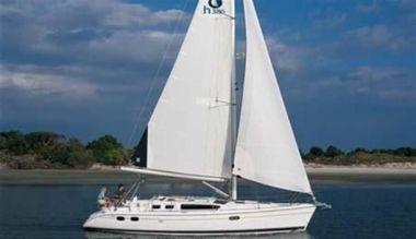 Продажа яхты Fourth Estate - HUNTER 386