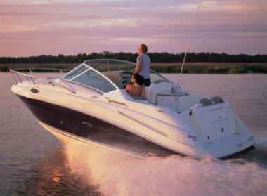 Priced to sell! - SEA RAY 240 Sundancer