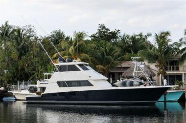 Стоимость яхты Catch Me - HATTERAS 1989
