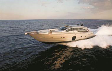 Купить яхту FOR EVER - PERSHING 80 в Atlantic Yacht and Ship