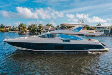 Buy a yacht Parallax - AZIMUT 2014