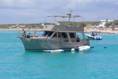 Стоимость яхты ATLANTIDA BCN - ISLAND GYPSY