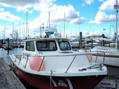 Стоимость яхты 25 Parker 91 - PARKER MARINE 1991