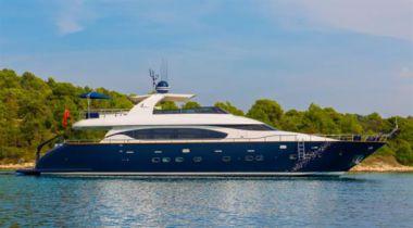 Стоимость яхты ASHA - MAIORA 2006
