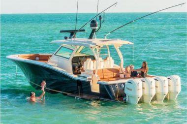 Лучшие предложения покупки яхты 2018 Scout 420 LXF - SCOUT BOATS