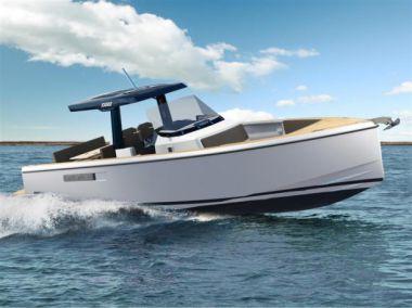 Стоимость яхты Fjord 38 Open