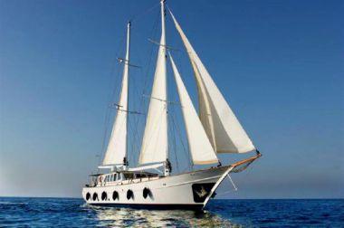 Купить яхту Odysseus A. - SCHOONER X. Augustis Shipyard в Atlantic Yacht and Ship