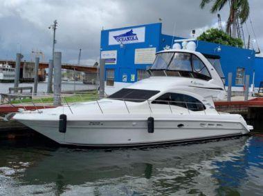 Buy a yacht BOREAL - SEA RAY