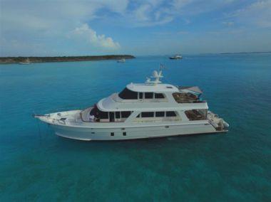 Стоимость яхты Lady D - PRESIDENT YACHTS 2007