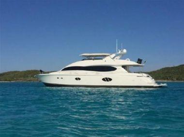 "Buy a yacht 84 LAZZARA OPENBRIDGE - LAZZARA 84' 0"""