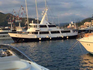 """Стоимость яхты ANNA I - CUSTOM 84' 2"""""""