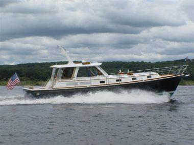 Купить яхту MISS SCATT - GRAND BANKS Grand banks 49 Eastbay HX в Atlantic Yacht and Ship