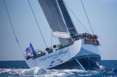 Продажа яхты HIGHLAND FLING 15 - NAUTOR'S SWAN Swan 115-03