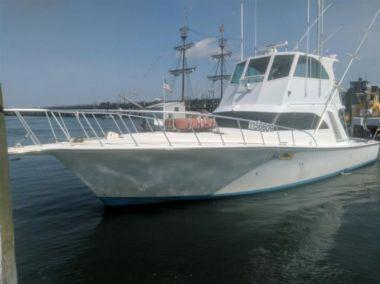 Стоимость яхты Restless Lady II - HENRIQUES