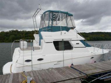 Купить яхту 32' 1998 Silverton 322 Motor Yacht - SILVERTON 322 Motor Yacht в Atlantic Yacht and Ship