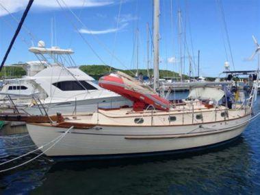 Продажа яхты 37ft 1983 Tayana 37 MKII - TAYANA 37 MKII