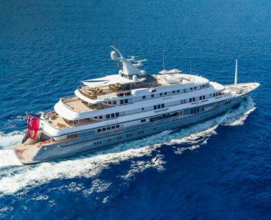 BOADICEA - AMELS yacht sale