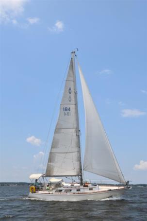 COTE D'OR - BRISTOL YACHTS 35.5 C/B yacht sale
