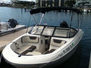 BaylinerBowrider VR4 yacht sale