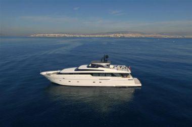 Стоимость яхты MONKEY - SANLORENZO 2011