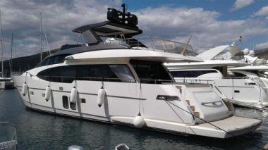 Buy a yacht SL78 - SANLORENZO
