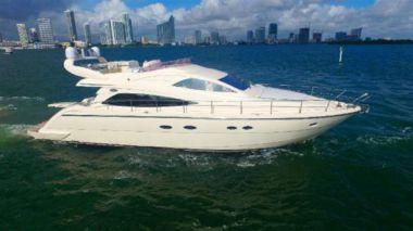 Купить яхту Belle - AICON YACHTS 56 Flybridge в Atlantic Yacht and Ship