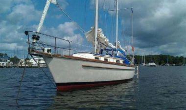 Купить яхту Kittiwake - MARINER 36 Ketch в Atlantic Yacht and Ship