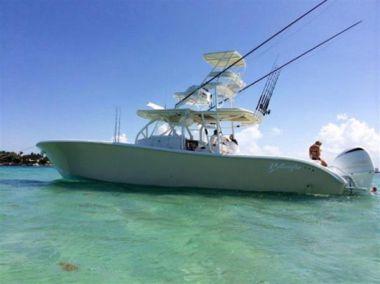 Стоимость яхты 42ft 2015 Yellowfin 42 - YELLOWFIN