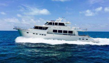 """Стоимость яхты Gracie - MARLOW 86' 8"""""""