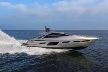 Стоимость яхты Take Five - PERSHING