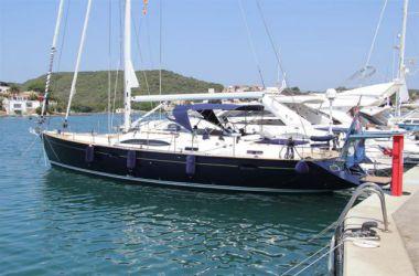 Продажа яхты BETA OF AUNE - HALMATIC LIMITED Moody 56