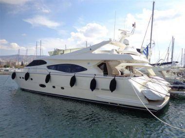 Buy a yacht FERRETTI 760