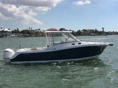 Купить яхту 335EX - EDGEWATER 335EX в Atlantic Yacht and Ship