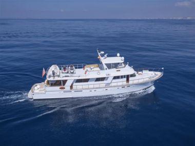 Продажа яхты NINE - HATTERAS